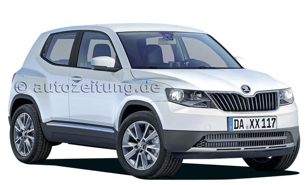 skoda yeti neuheiten 2013 autos weblog. Black Bedroom Furniture Sets. Home Design Ideas