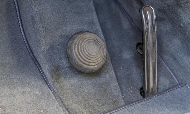 Citroen DS/ID Kaufberatung Ratgeber Classic Cars Bilder hängendes Bremspedal