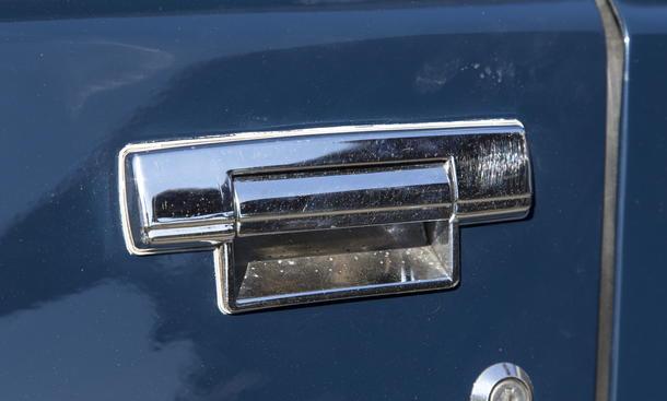 Citroen DS/ID Kaufberatung Ratgeber Classic Cars Bilder versenkte Klinken