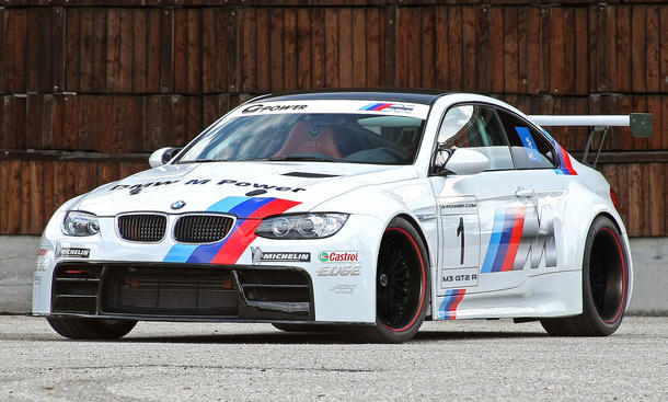 G-Power BMW M3 GT2 R Kompressor 720 PS Tuning