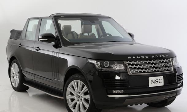 nce range rover cabriolet 2013 gel ndewagen wird zum cabrio. Black Bedroom Furniture Sets. Home Design Ideas