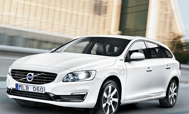 Volvo V60 Plug in Hybrid D6 AWD Bilder Preis