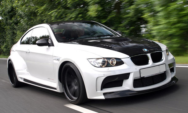 edo competition BMW M3 Tuning Vorsteiner Bodykit Widebody Breitbau