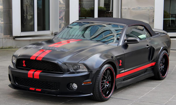 2013 Anderson Ford Mustang Shelby GT500 Tuning Bilder