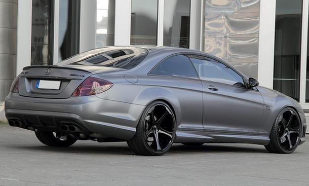 Mercedes Cls  Amg Dezibel
