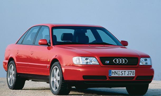Audi Quattro GmbH Historie S6 plus