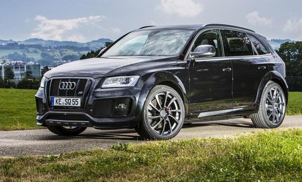 Abt Audi SQ5 2013 Tuning SUV Bilder
