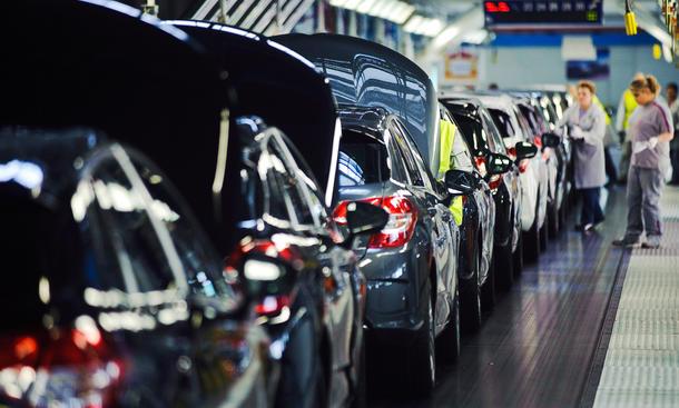 Absatzkrise Automarkt Europa 2013 Studie Verkaufszahlen Zukunft