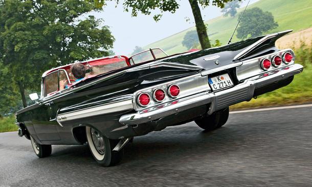 Chevrolet Impala Cabrio Bilder Classic Cars