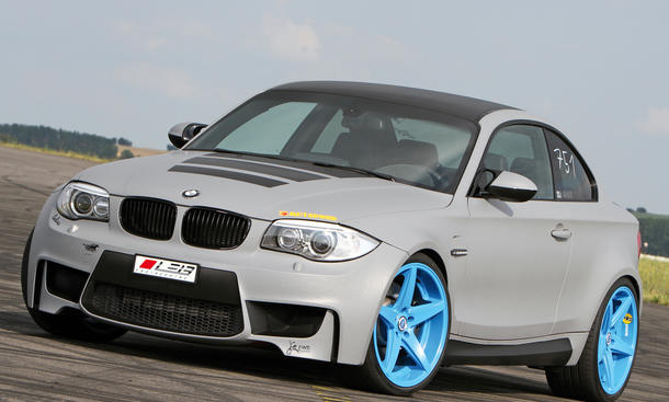 Leib Engineering BMW 1er M Coupe Tuning 500 PS