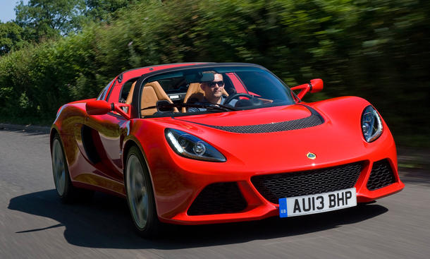 Fahrbericht Lotus Exige S Roadster 2013 Bilder Und Technische Daten
