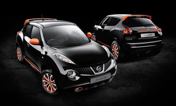 Nissan Juke Individual-Programm 2013 Kompakt-SUV