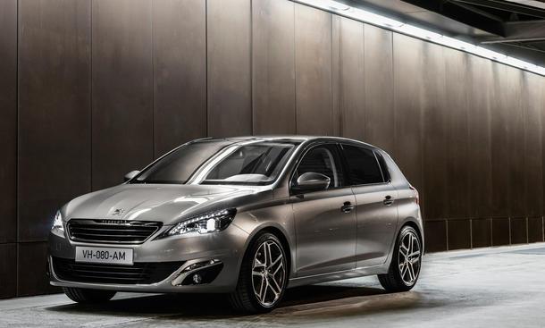 Peugeot 308 2013 IAA Premiere Kompaktklasse Neuheit