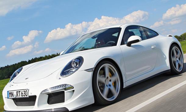 RUF RT 35 Porsche 911 991 2013 Bilder Tuning