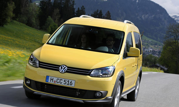 2013 volkswagen cross caddy top cars autos weblog. Black Bedroom Furniture Sets. Home Design Ideas
