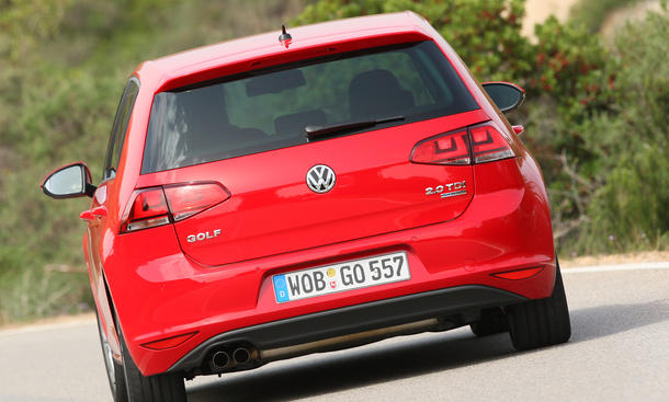 vw golf 7 1 4 tsi act 2013 im test bilder und technische daten. Black Bedroom Furniture Sets. Home Design Ideas
