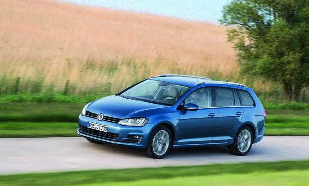 VW Golf Variant VII Allrad Preise Kombi Diesel 2013