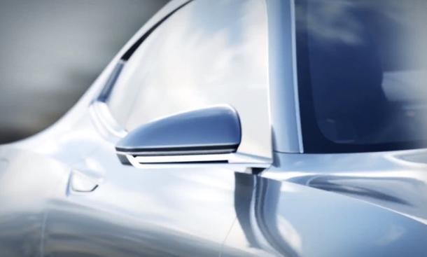 Volvo C90 Concept 2013 IAA Oberklasse-Coupé Studie Design Zukunft Viersitzer