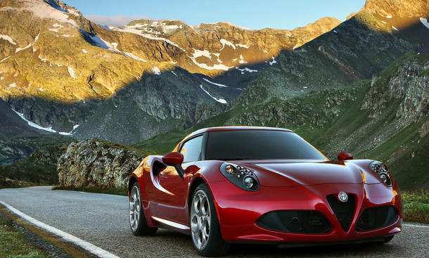 alfa romeo 4c preis ab euro in deutschland bild 3. Black Bedroom Furniture Sets. Home Design Ideas