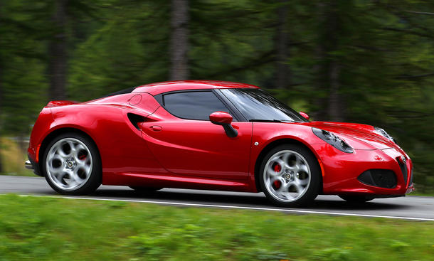 alfa romeo 4c preis ab euro in deutschland bild 5. Black Bedroom Furniture Sets. Home Design Ideas
