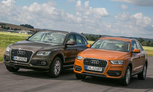 Audi Q3 Vs Q5