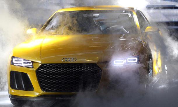 IAA 2013 Sportwagen Highlights Sportler Porsche Audi BMW