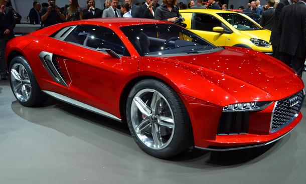 Audi nanuk quattro 2013 IAA Concept V10 TDI Crossover SUV