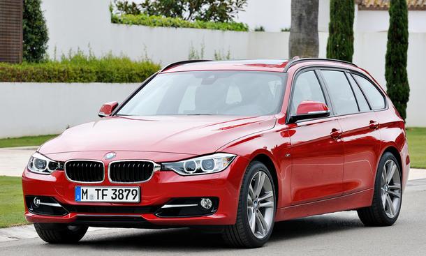 BMW 335d xDrive Touring 2013 Biturbo Diesel Kombi Preis Fahrleistungen