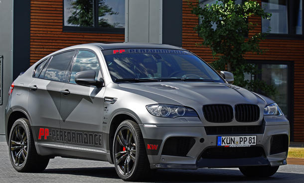 Tuning Bmw X6 M By Pp Performance And Cam Shaft