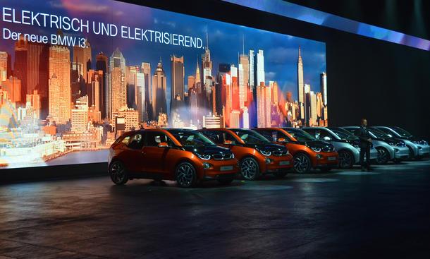 IAA 2013 Highlights Frankfurt Rundgang Live-Bilder Audi A3 Cabrio