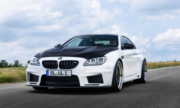 Lumma BMW M6 F12 F13 2013 Tuning CLR 6 M Carbon Haube Frontspoiler