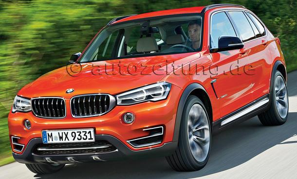 2015 - [BMW] X1 II [F48] - Page 2 Bilder-BMW-X1-SUV-Neuheiten