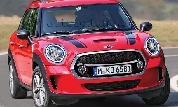 2016 - [Mini] Countryman II [F60] Bilder-Mini-Countryman-SUV-Neuheiten