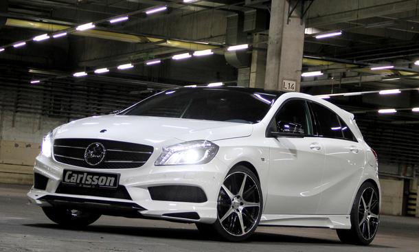 Carlsson Mercedes A-Klasse 2013 Tuning Leistungssteigerung IAA
