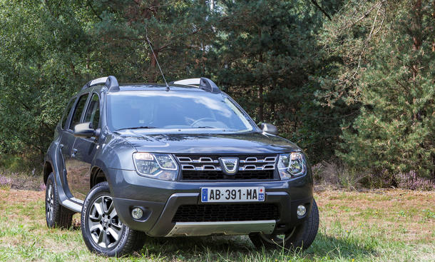 dacia duster facelift auf der iaa 2013 preise bleiben unver ndert bild 4. Black Bedroom Furniture Sets. Home Design Ideas