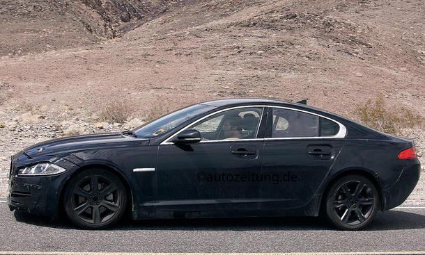 2014 - [Jaguar] XE [X760] - Page 2 Erlkoenig-Jaguar-XS-Type-2015-Mittelklasse-Limousine-5