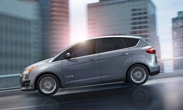 Ford C-Max Hybrid 2014 Mondeo Vollhybrid Energi