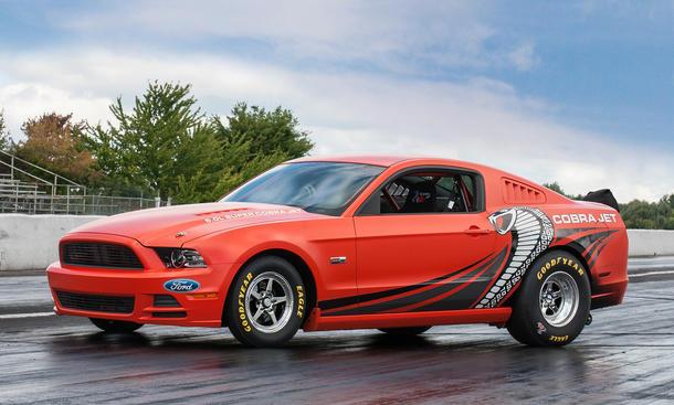 Ford Mustang 2014 Cobra Jet Sondermodell Auktion Las Vegas