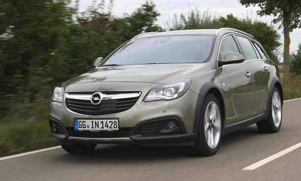 Opel Insignia Country Tourer 2.0 SIDI Turbo Fahrbericht Bilder technische Daten