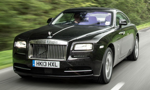 Fahrbericht Rolls Royce Wraith: Exklusive Coupé Details |
