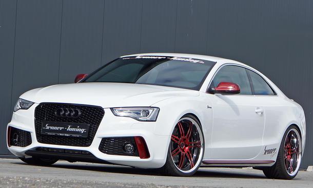 Senner Tuning Audi S5 Coupe Tuning Leistungssteigerung RS