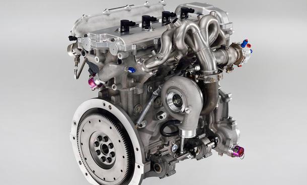 Toyota Hybrid Motor Yaris R Getriebe