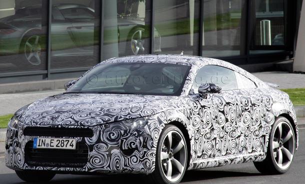 Erlkönige Neuheiten Bilder Highlights Audi BMW Mercedes