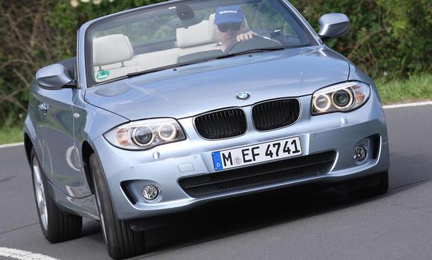 BMW 1er Cabrio Neuwagen Rabatte Cabrio Preis Angebote Autokauf 2013