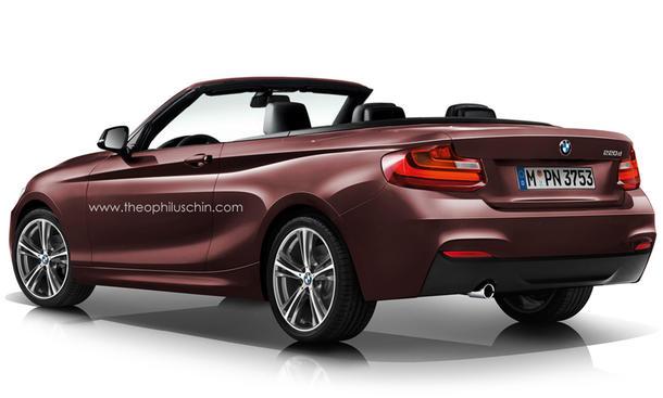 BMW 2er Cabrio 2014 Kompaktklasse Cabriolet Viersitzer