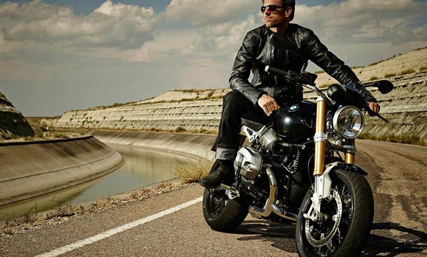 BMW R nineT 2013 Motorrad 90 Jahre Retro Bike