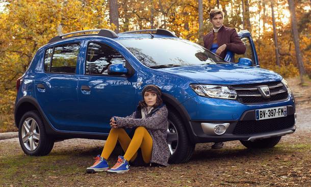 Dacia Jubilaeum Deutschland 2013 300000 Absatz Verkaufszahlen