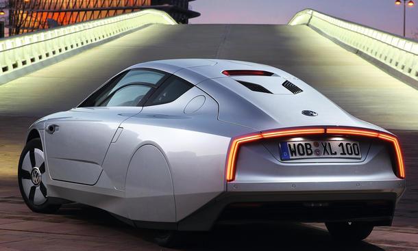 2003 Vw Xl1 Leichtbau Sportwagen Alles Unter 1000