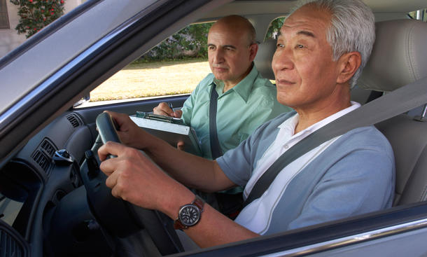 Führerscheinprüfung Statistik 2012 Durchfallquoten