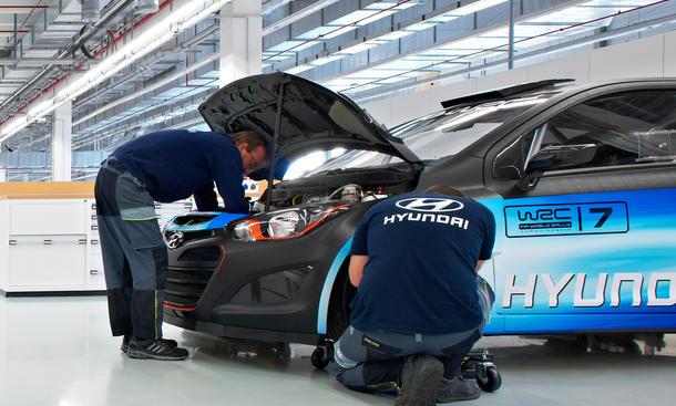 Hyundai Sportwagen Motorsport Performance Marke geplant